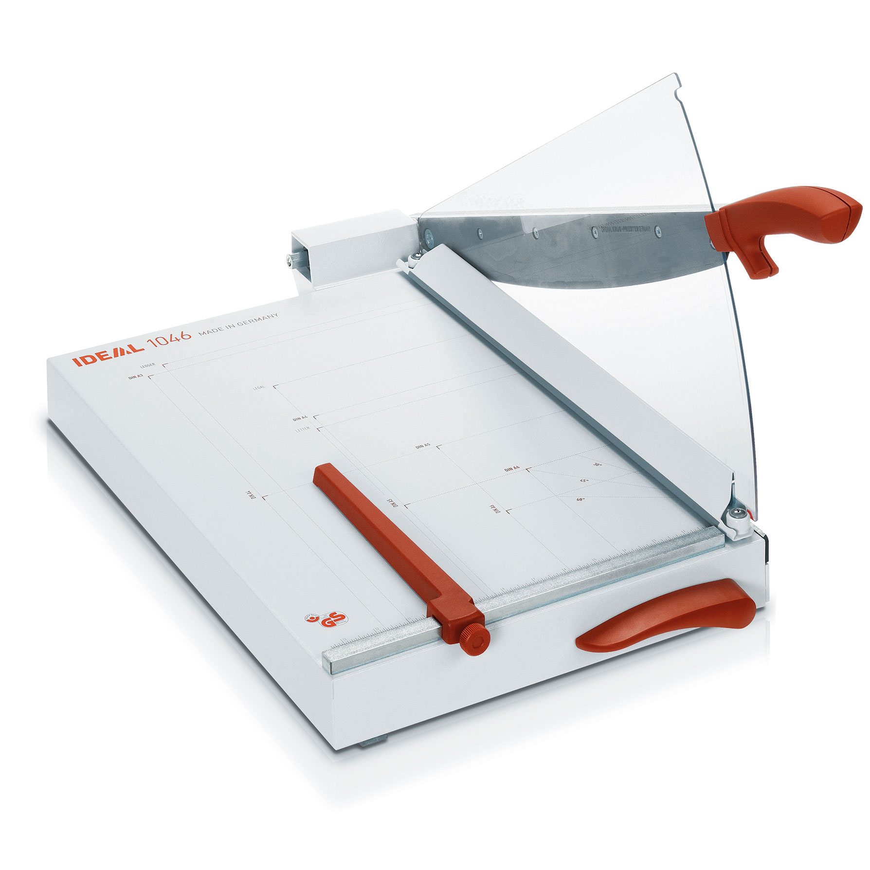 IDEAL 1046 Desktop Paper Trimmer (Guillotine)