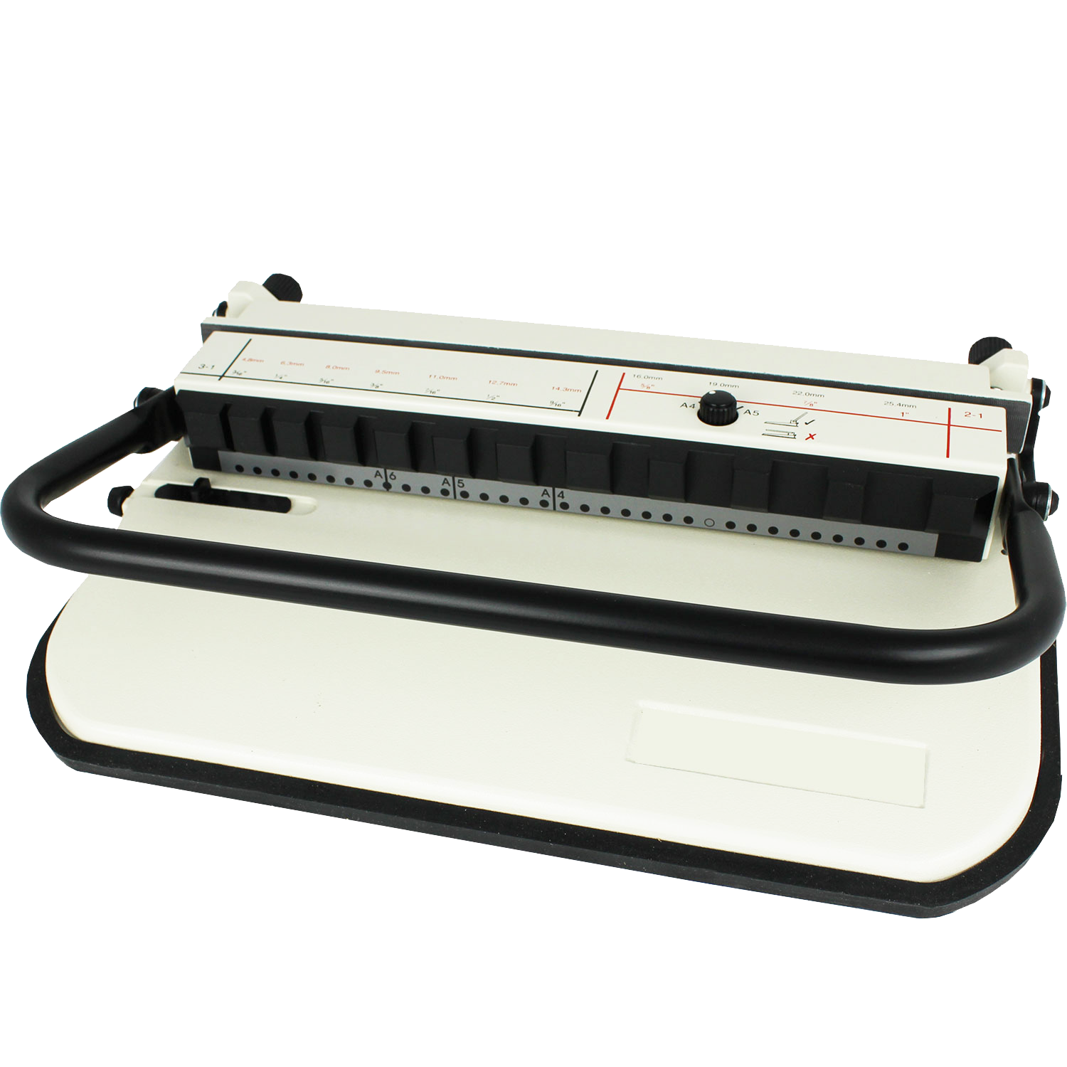 ELMPRO PB34-M 3:1 A4/A5 Wire Binding Machine