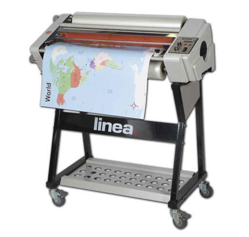 Linea DH650 Roll-Fed A1 Hot-Seal Laminator