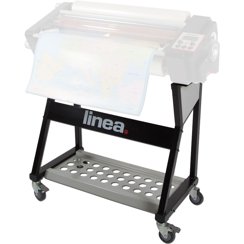 Floor-Stand For Linea DH650 Roll-fed Laminator