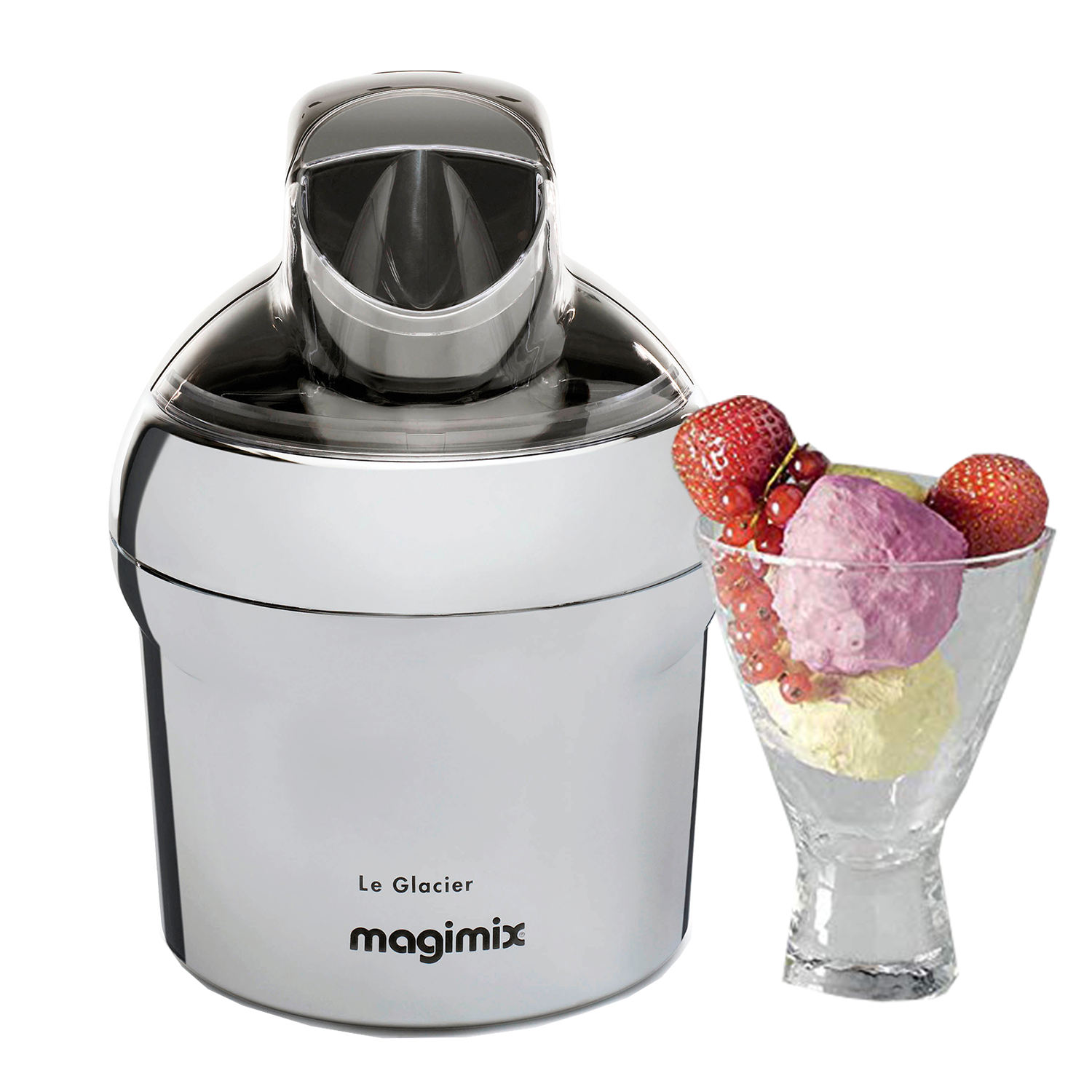 FREE Magimix Ice Cream Maker - Summer Gift