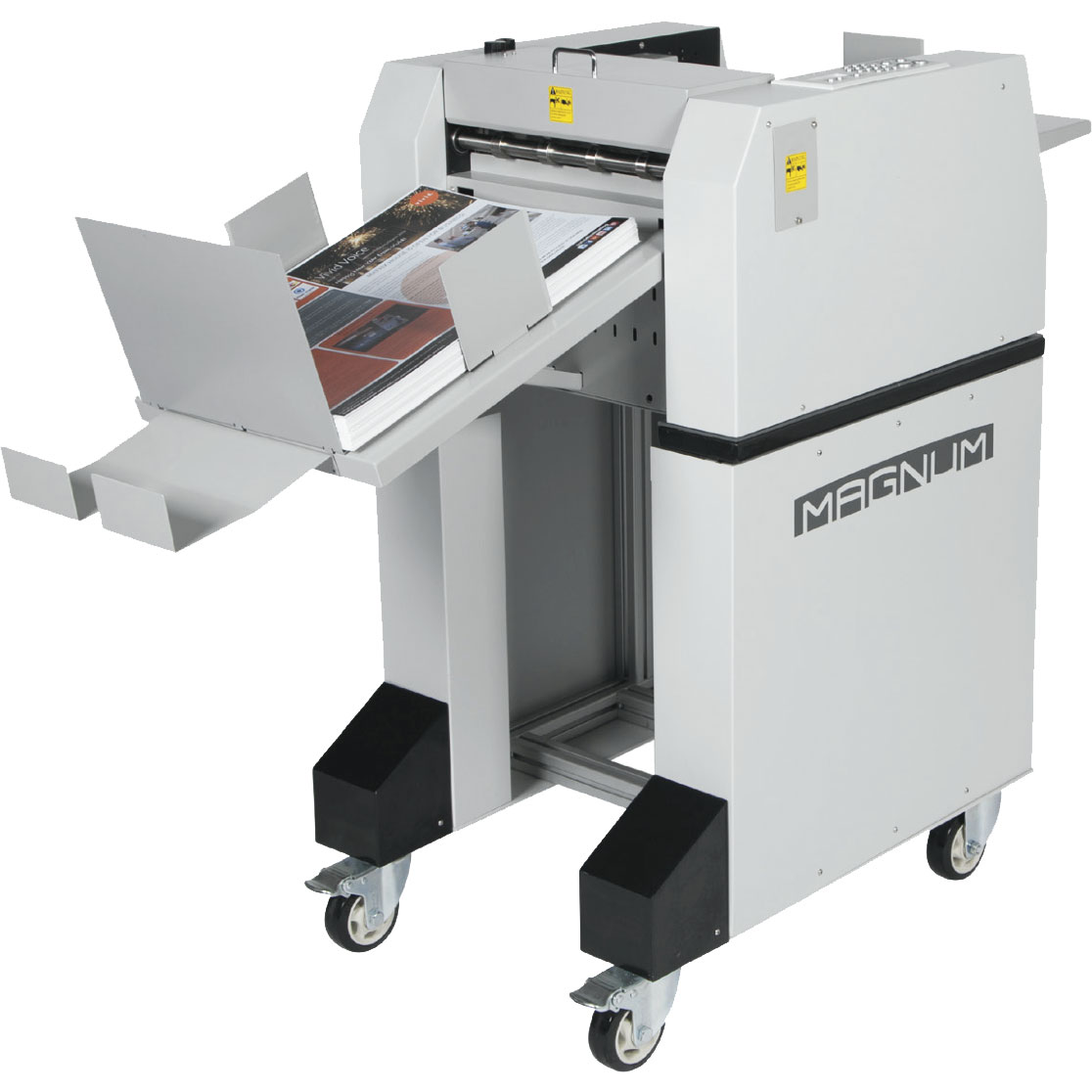 Magnum MC-35 Semi-Automatic Creaser Perforator