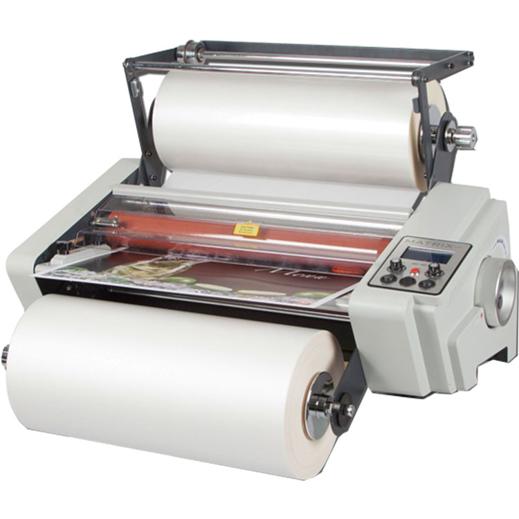 Matrix Duo 460 Single and Double-Side Roll Laminator