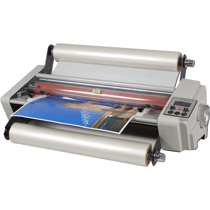 Matrix Duo 650 Single and Double-Side Roll Laminator