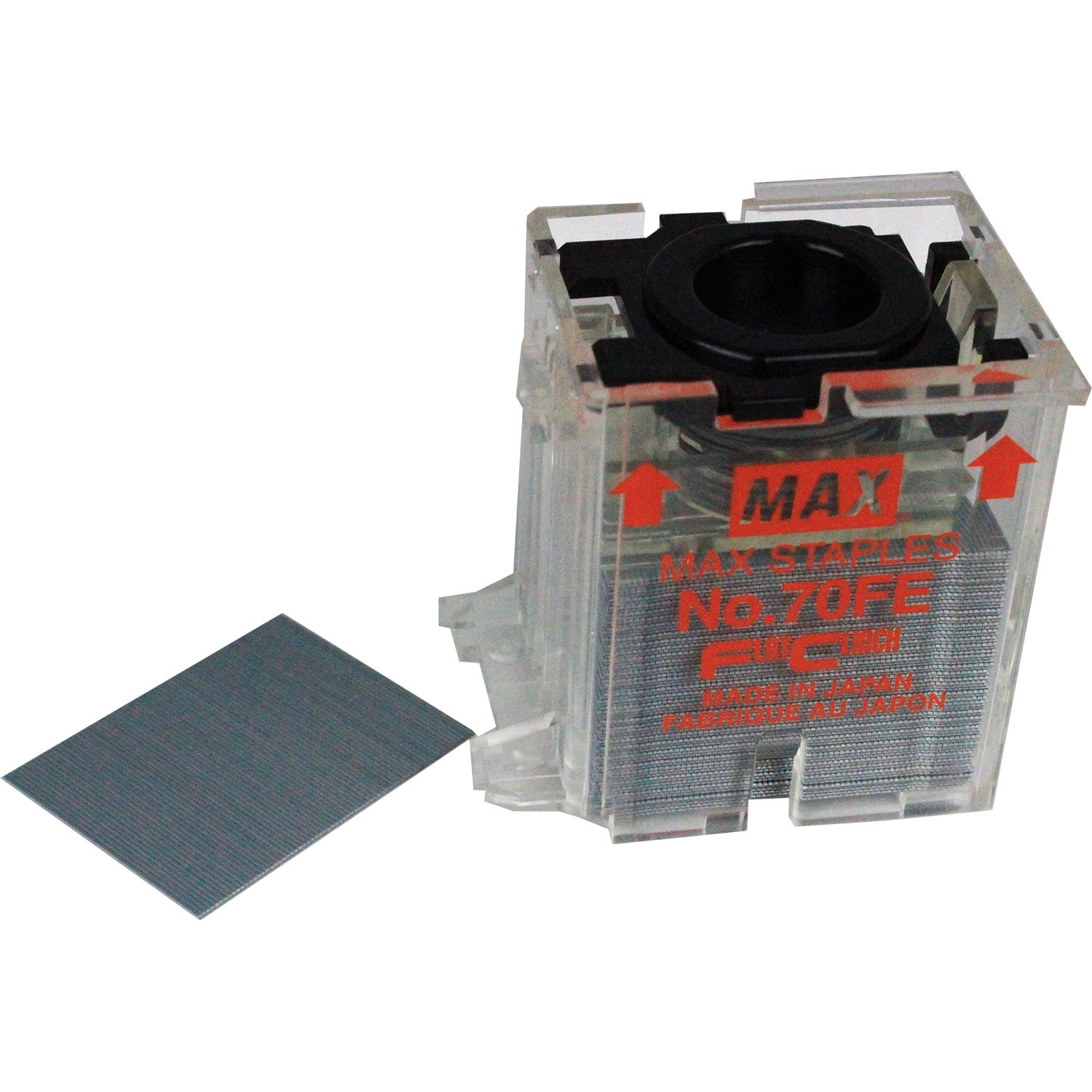 MAX 70FE Staple Refill Cartridge (single)