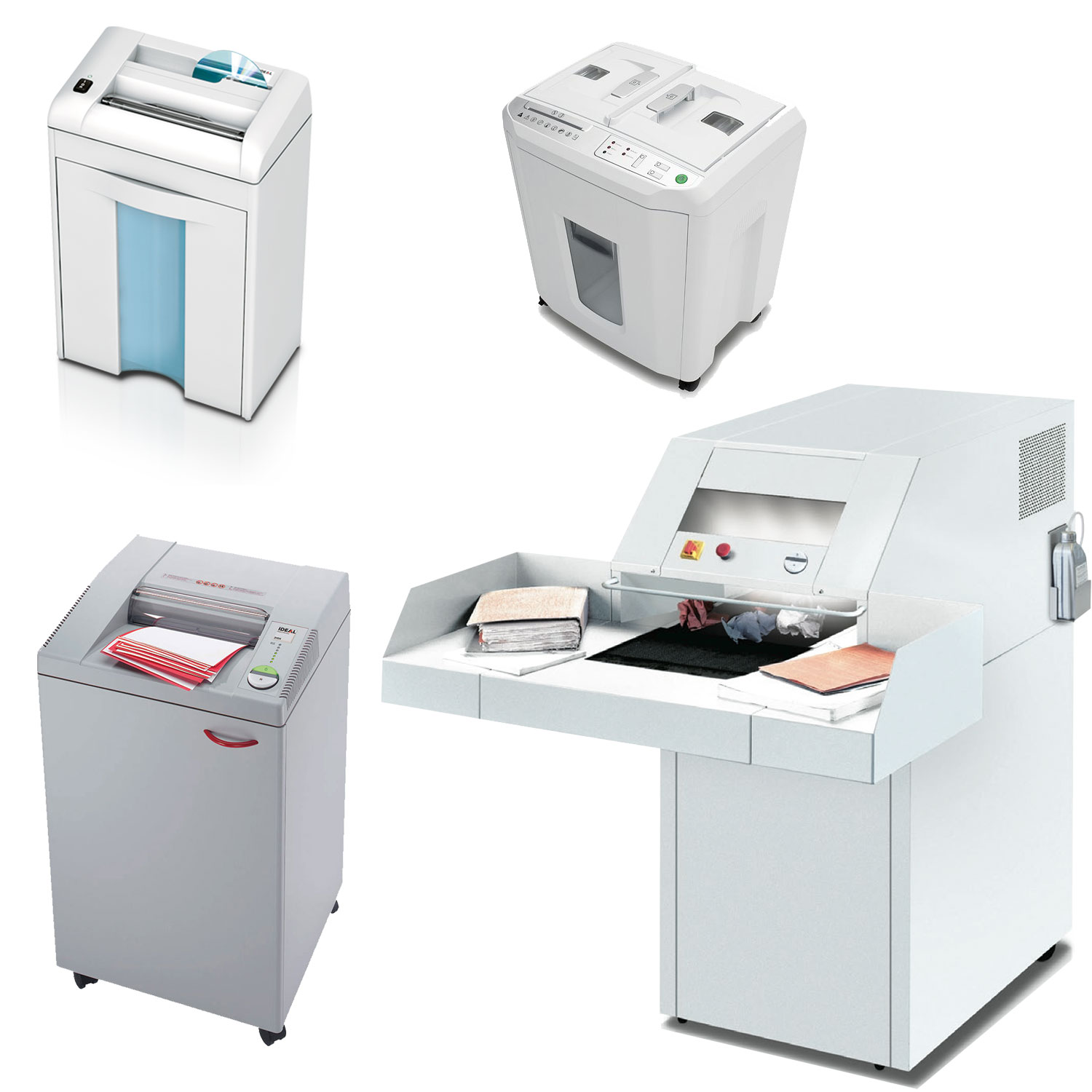 Document Paper Shredders