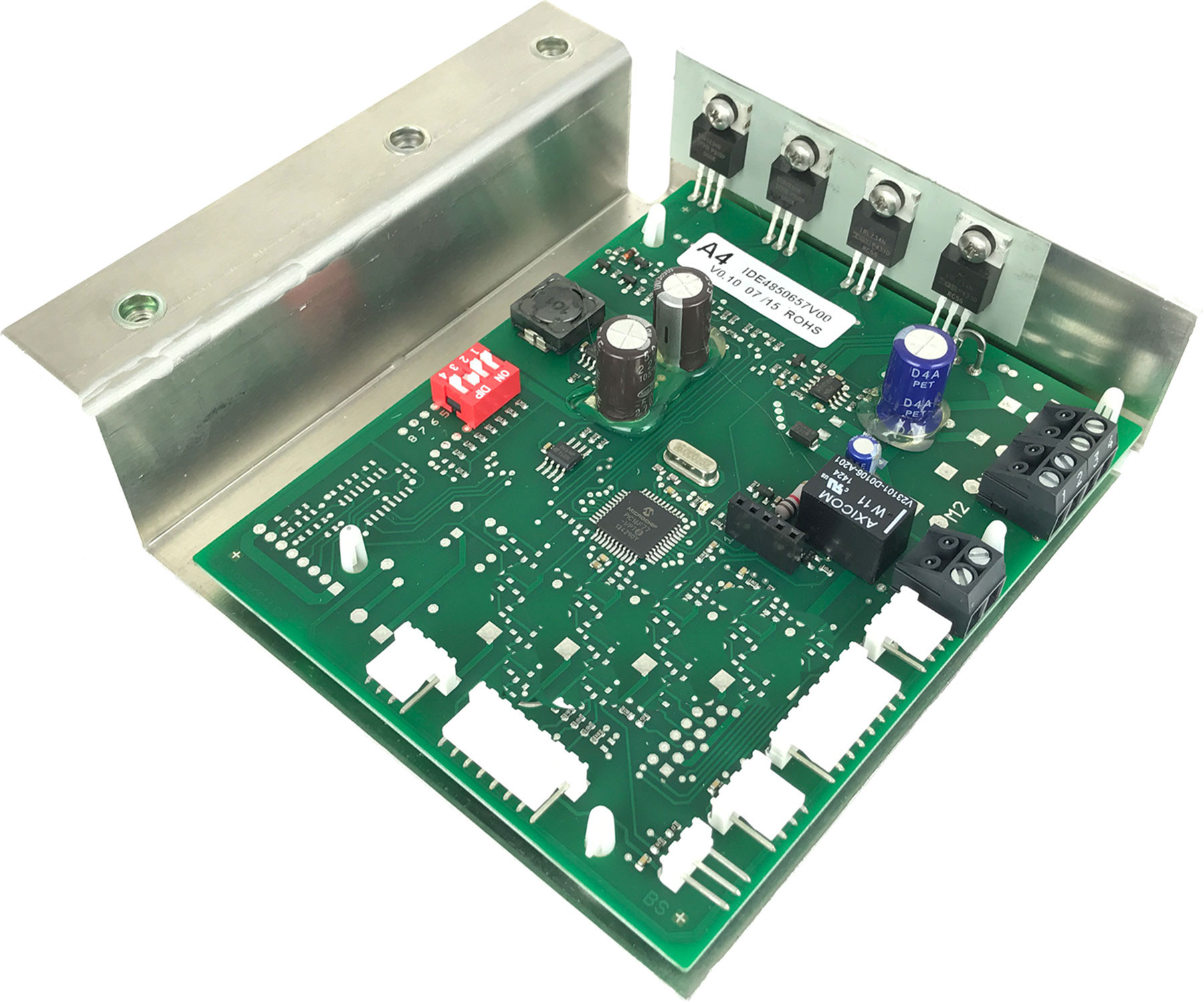 PCB A4 Board For IDEAL Programmable Guillotines