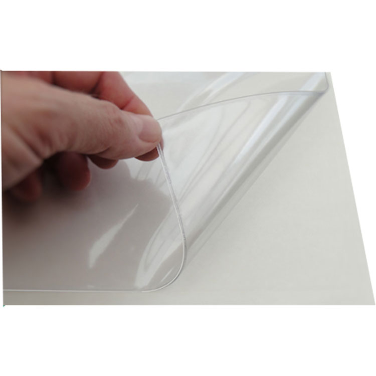 Self-adhesive pvc pockets