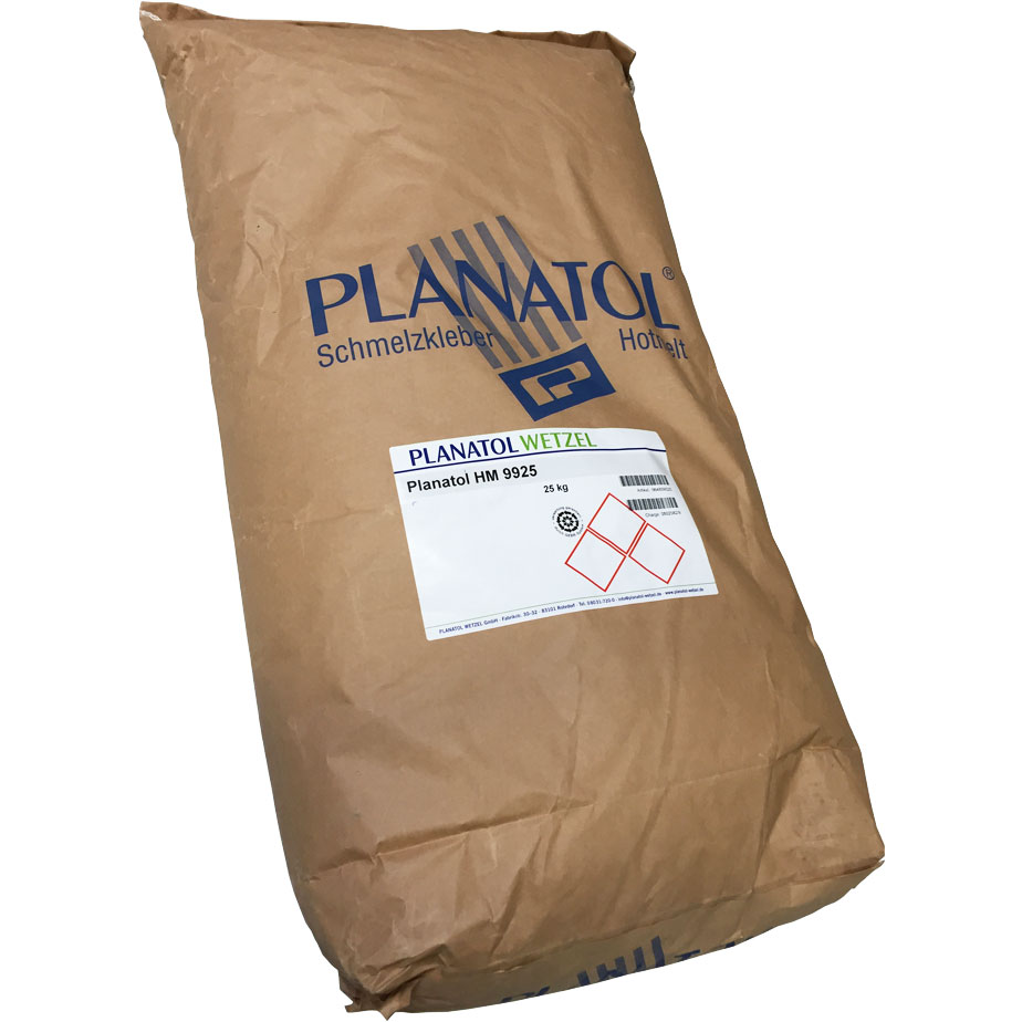 Planatol HM 9925 Hot-Melt Low Temperature Adhesive Glue (25kg)