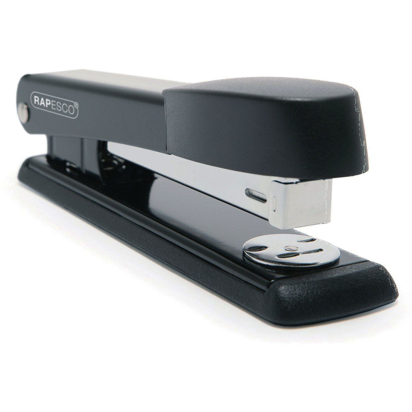 Rapesco Marlin Full Strip Black Stapler