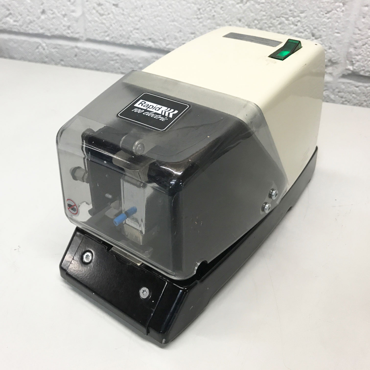Pre-owned Rapid 100E Electric Pad Stapler