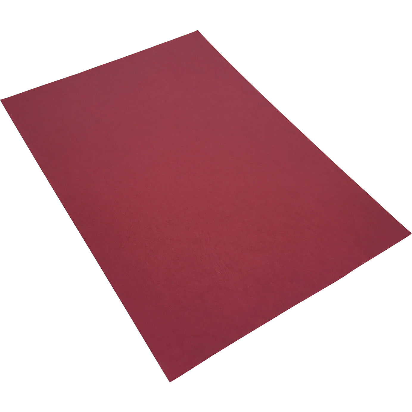 Leitz A4 Burgundy-Red Leathergrain Binding Cover Boards (1000)