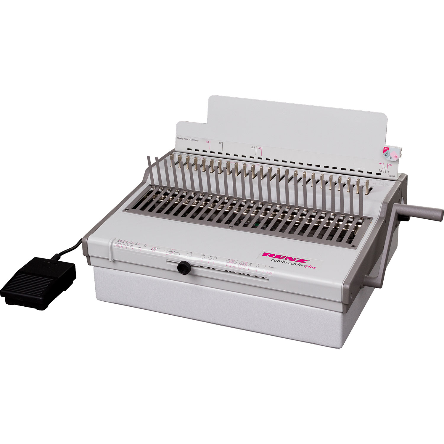 Electric Comb Binding Machines