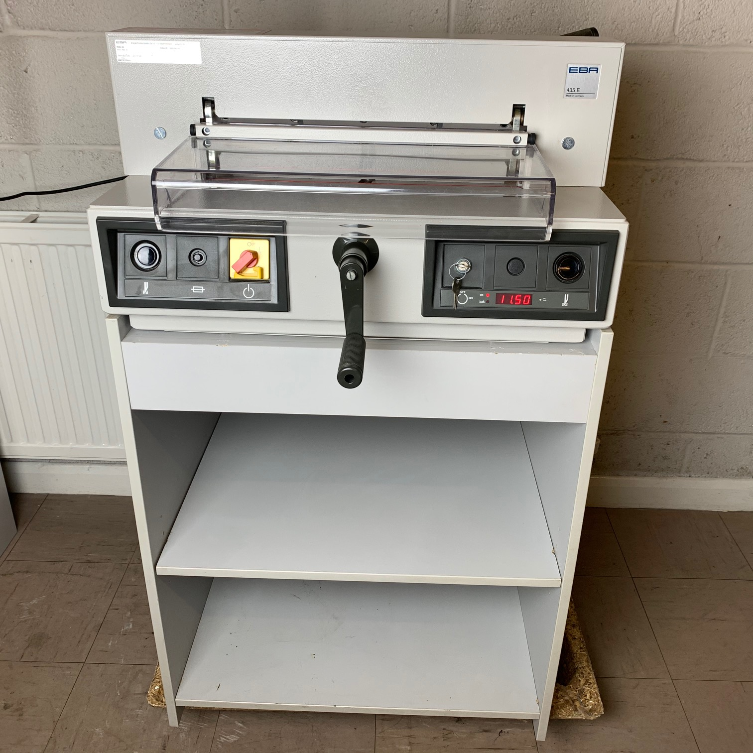 Pre-owned IDEAL EBA 435E/4215 Guillotine - 6226304