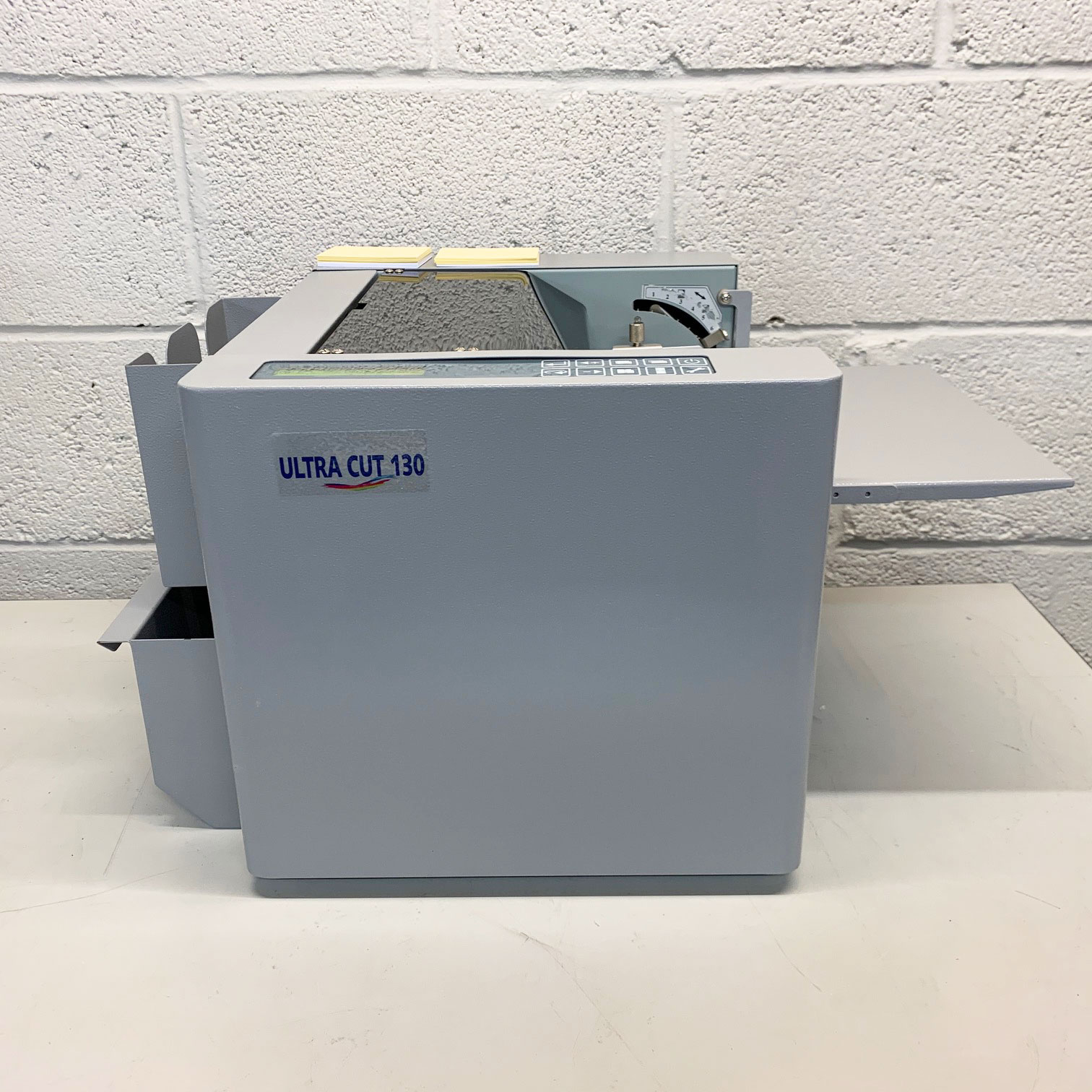 Ex-demo Ultra Cut 130 Business Card Cutter - 405205