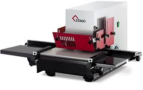 Stago HM15 Automatic Flat & Saddle Stapler