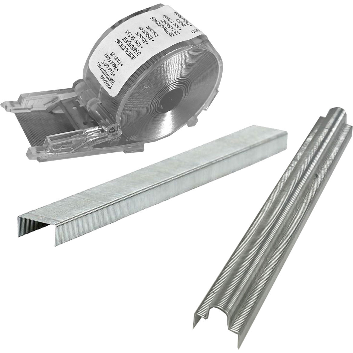 Staple Supplies & Removers