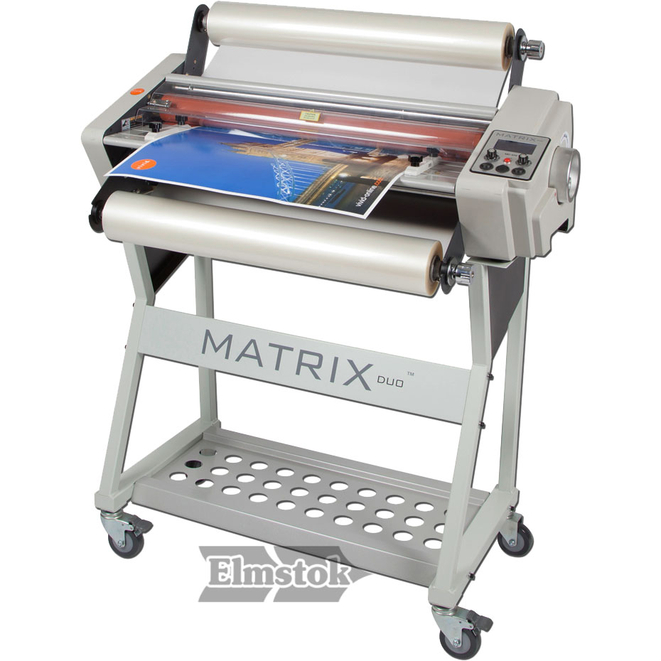 Pre-Owned Matrix Duo 650 A1 Single & Double-sided Roll Laminator