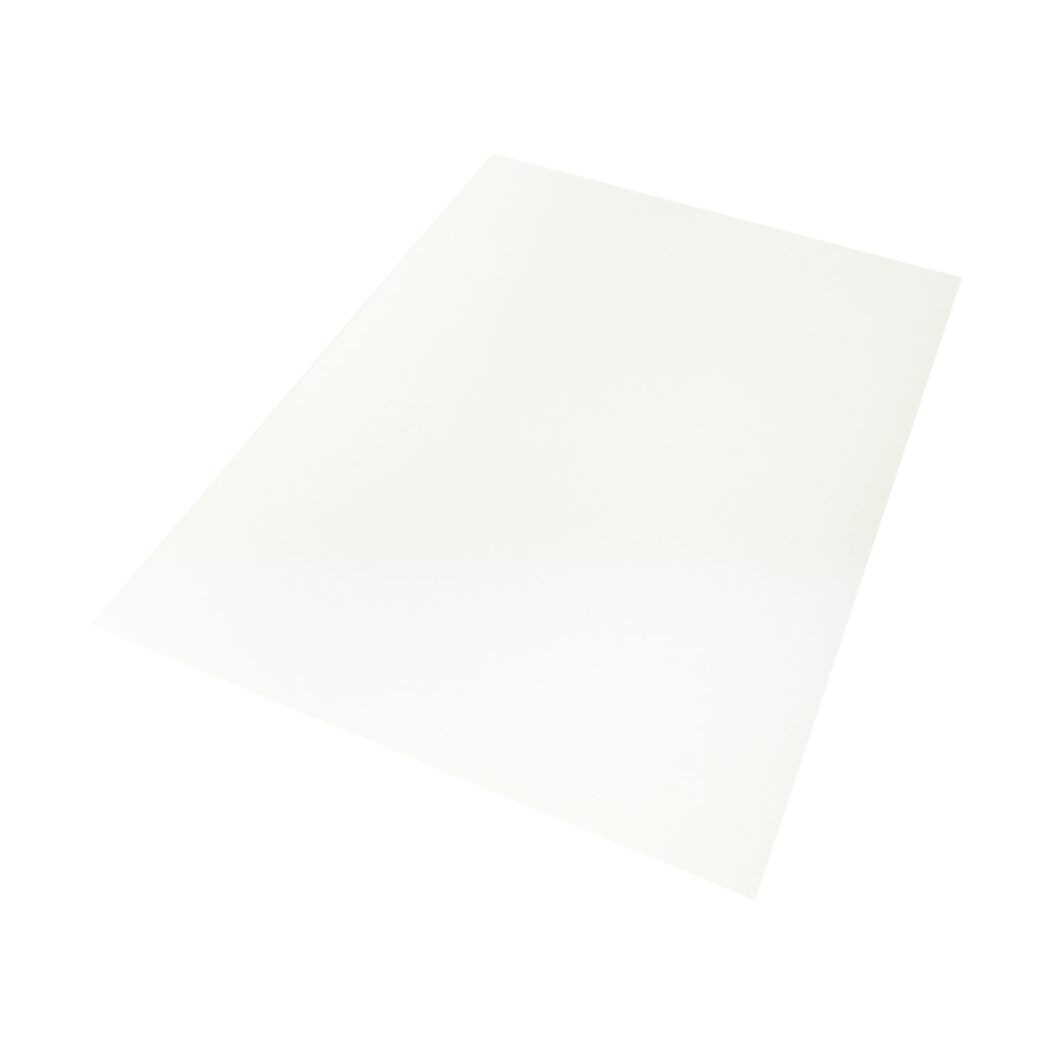 Leitz A4 High-Gloss White Binding Covers 250gsm (500)