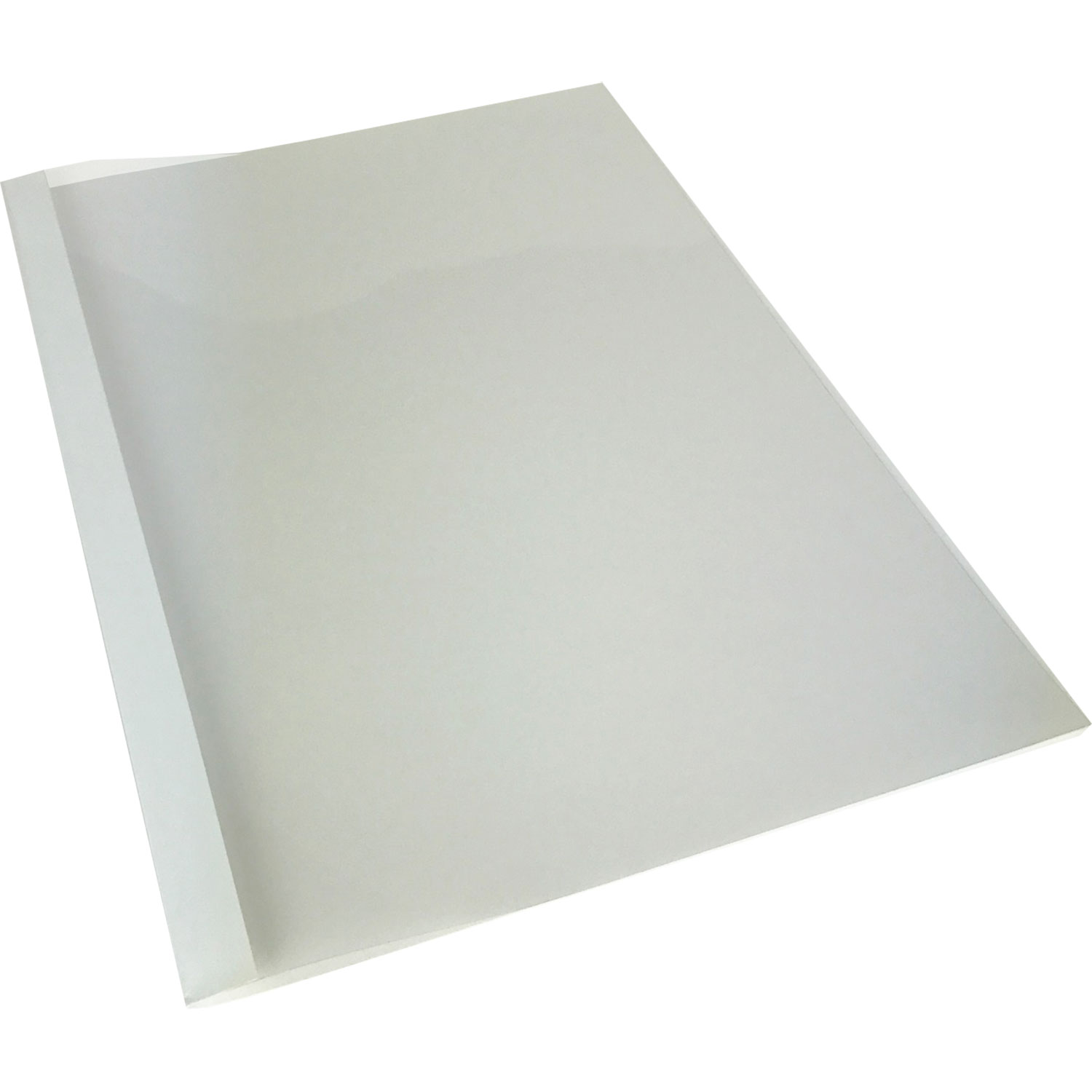 Leitz A4 White 1.5mm Thermal Binding Covers (1000)