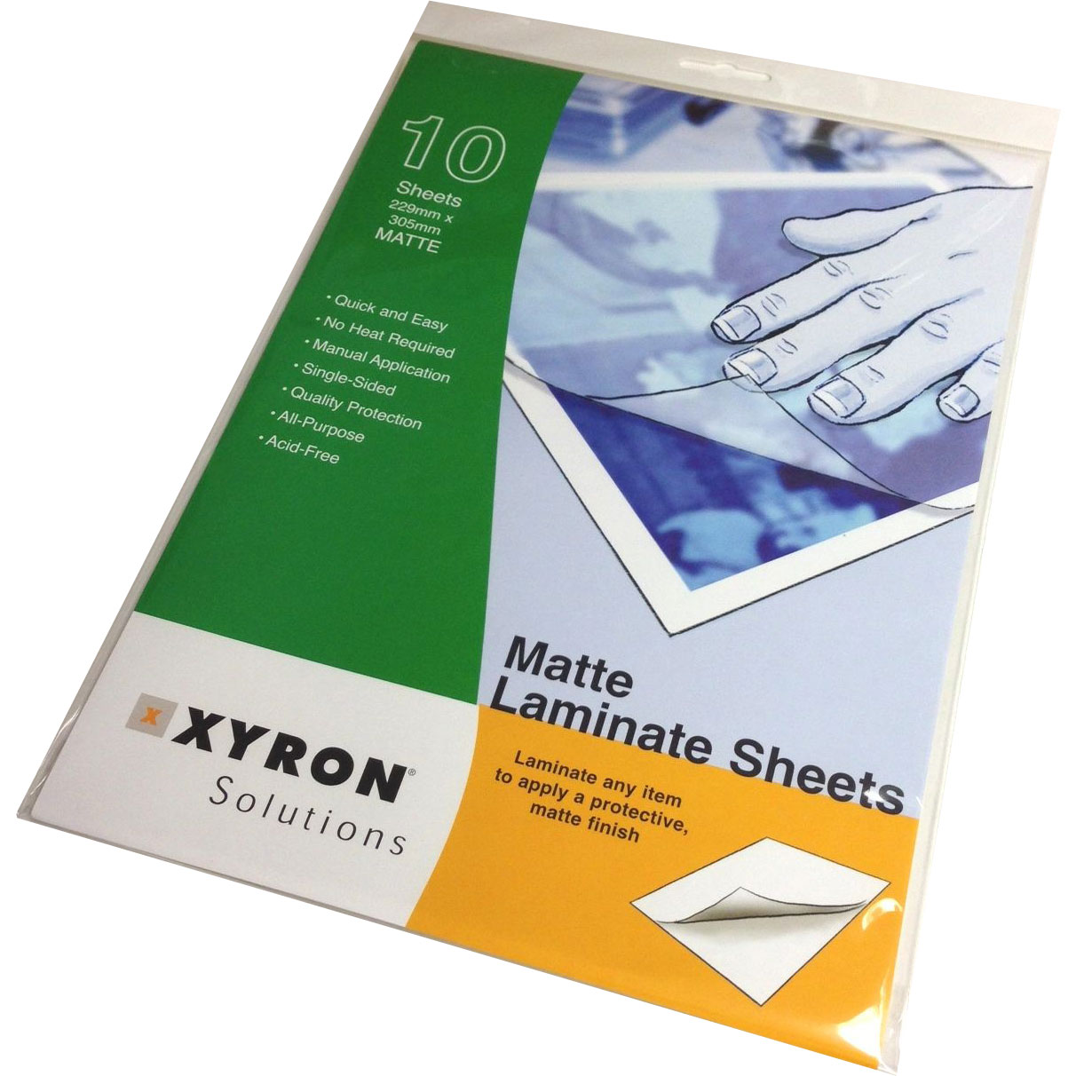 Xyron A4 Matt Laminate Sheets (100)