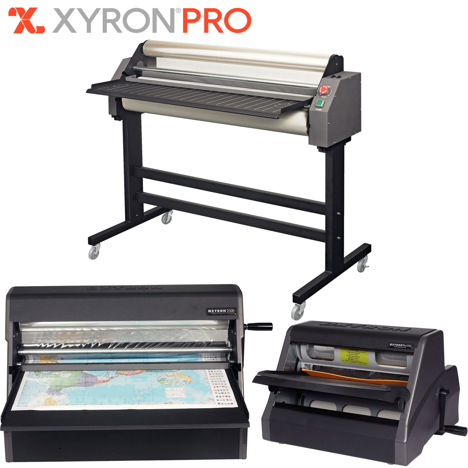 Pre-used Xyron Adhesive Machines